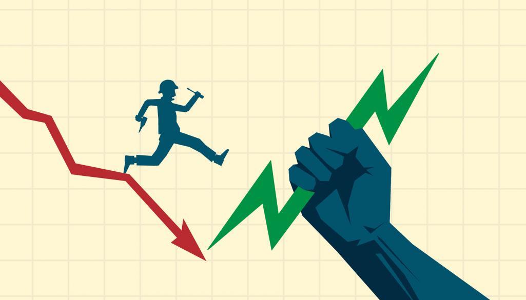 کسب و کار در زمان رکود