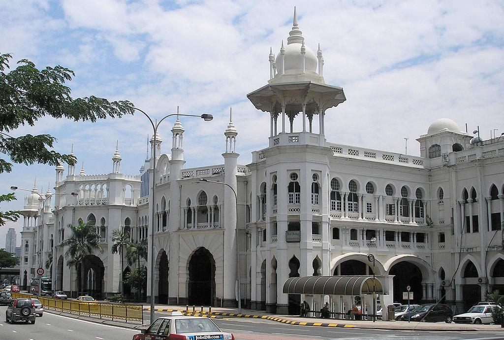 ایستگاه راه اهن کوالالامپور - مراکز تفریحی مالزی (کاملترین به زبان فارسی)