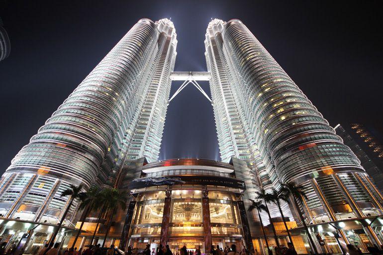 برجهای پتروناس - مراکز تفریحی مالزی (کاملترین به زبان فارسی)