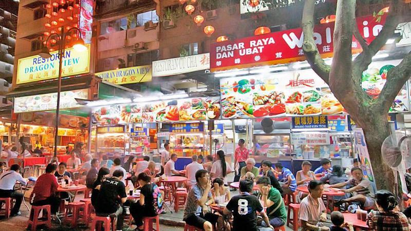 بوکیت بینتانگ - مراکز تفریحی مالزی (کاملترین به زبان فارسی)