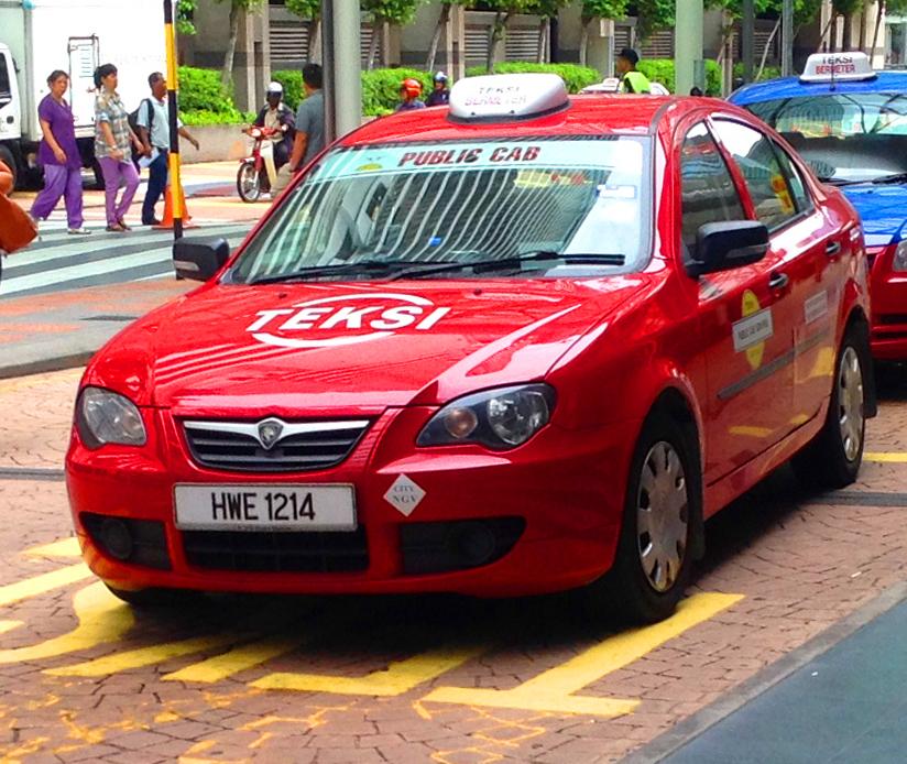 تاکسی در مالزی - اطلاعات عمومی مالزی