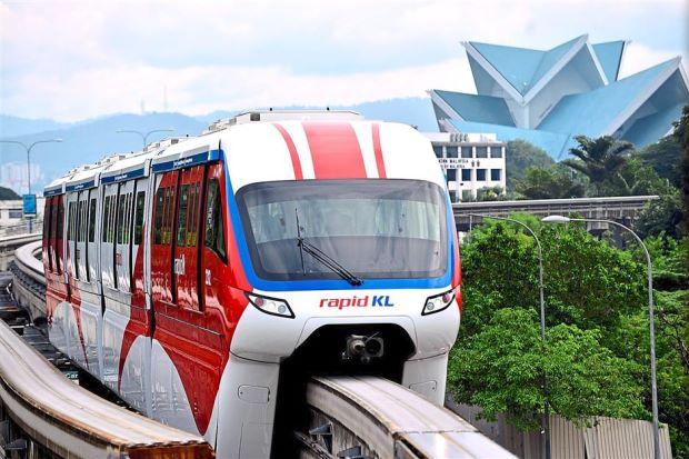 ترن در مالزی - اطلاعات عمومی مالزی