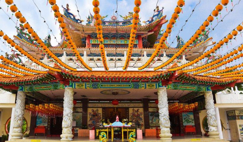 تیان هو معبد - مراکز تفریحی مالزی (کاملترین به زبان فارسی)