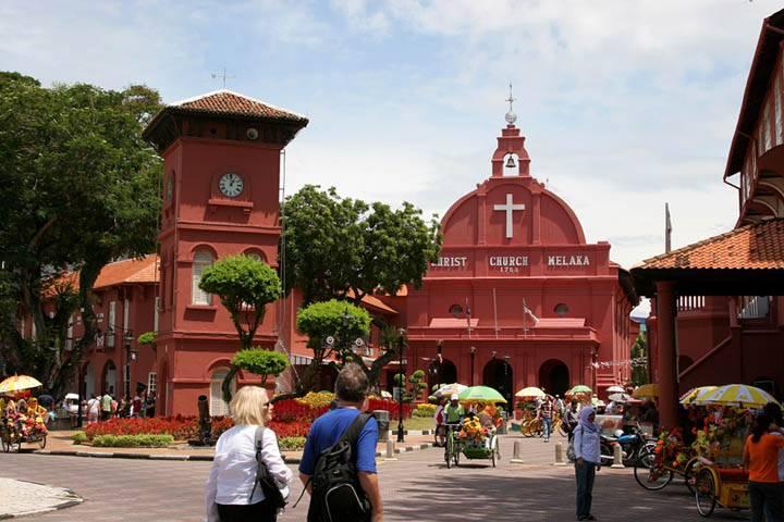 جوهور مالزی - شهرهای مالزی