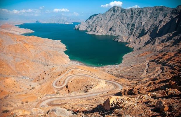 شبه جزیره مسندم - مکان های دیدنی کشورعمان