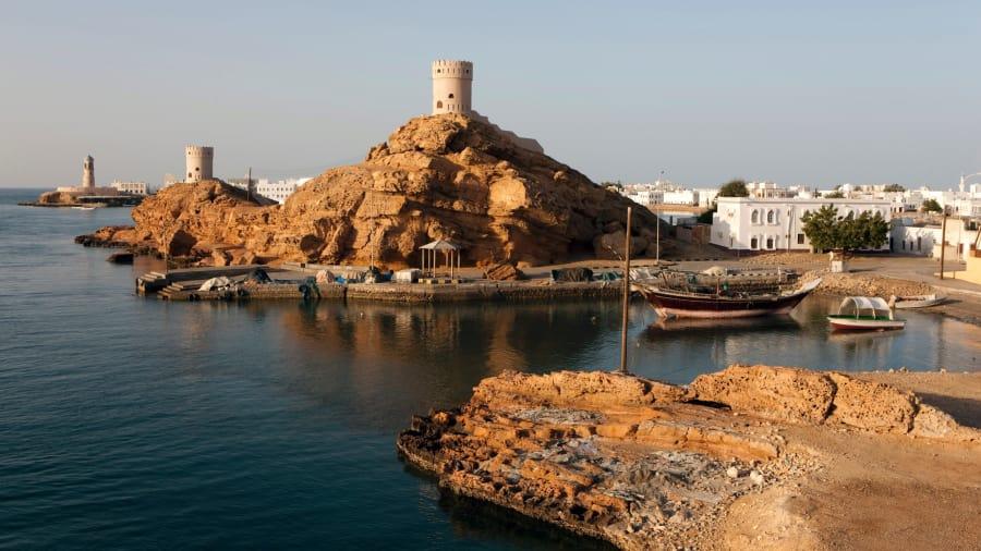 اطلاعات عمومی کشور عمان