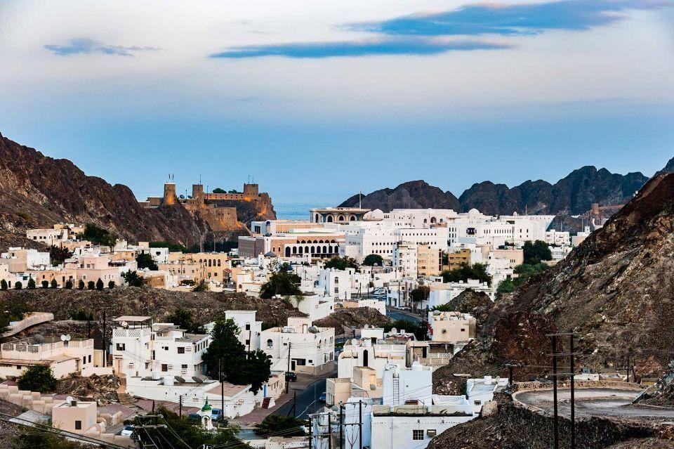 اطلاعات عمومی عمان