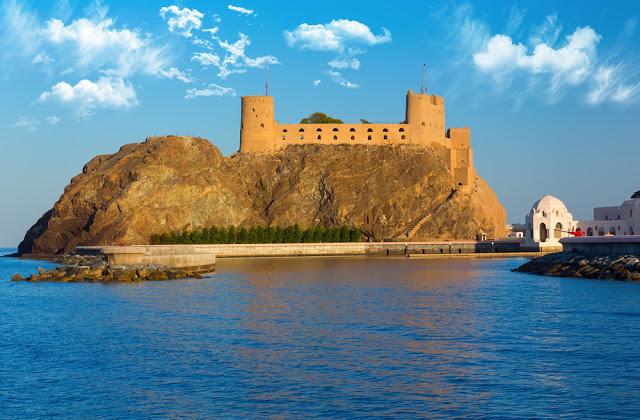 قلعه میرانی - مکان های دیدنی کشورعمان