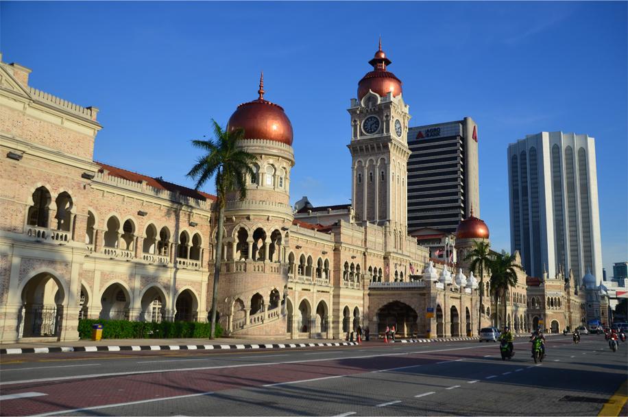 میدان مردکا - مراکز تفریحی مالزی (کاملترین به زبان فارسی)
