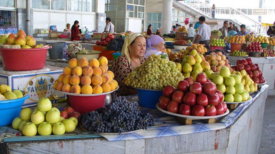 زندگی در تاجیکستان