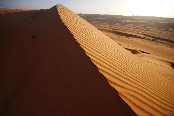 وهیبا سند - مکان های دیدنی کشورعمان