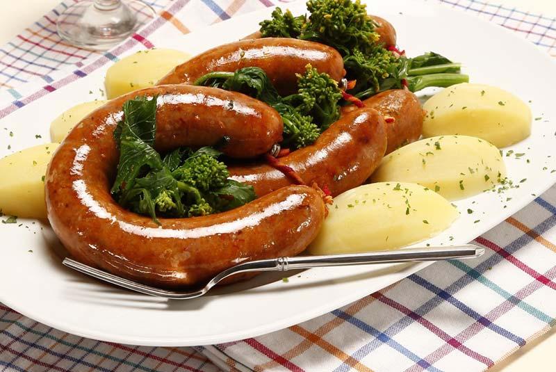 آلیرا د میراندوا - غذا در کشور پرتغال
