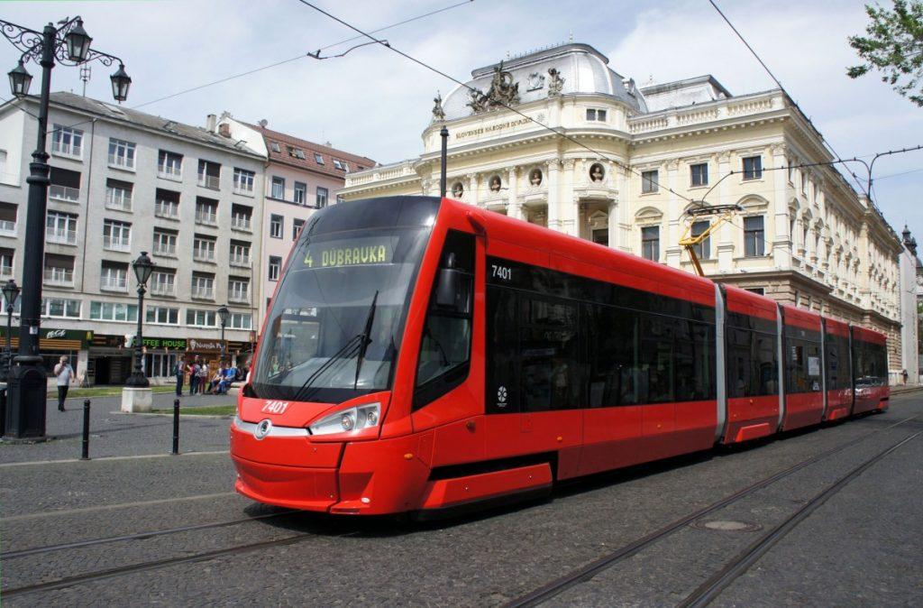 اتوبوس برقی ایتالیا - حمل و نقل عمومی در ایتالیا