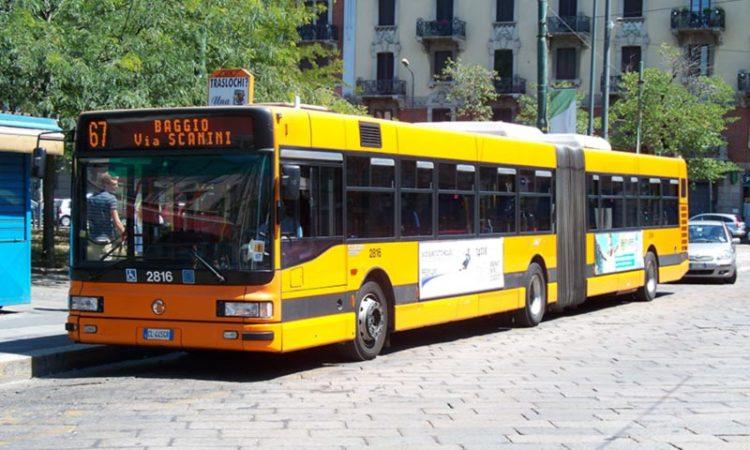 اتوبوس در ایتالیا - حمل و نقل عمومی در ایتالیا