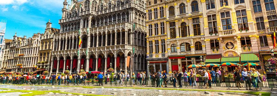 تالار اصناف - اماکن تاریخی بلژیک