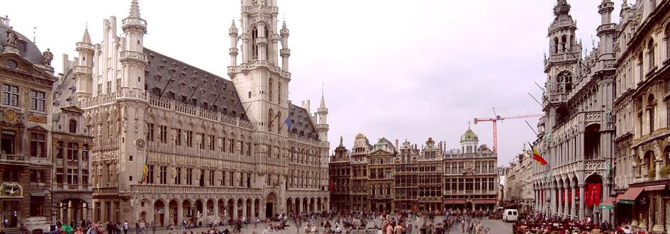 تالار شهر یا هتل ده ویله - اماکن تاریخی بلژیک