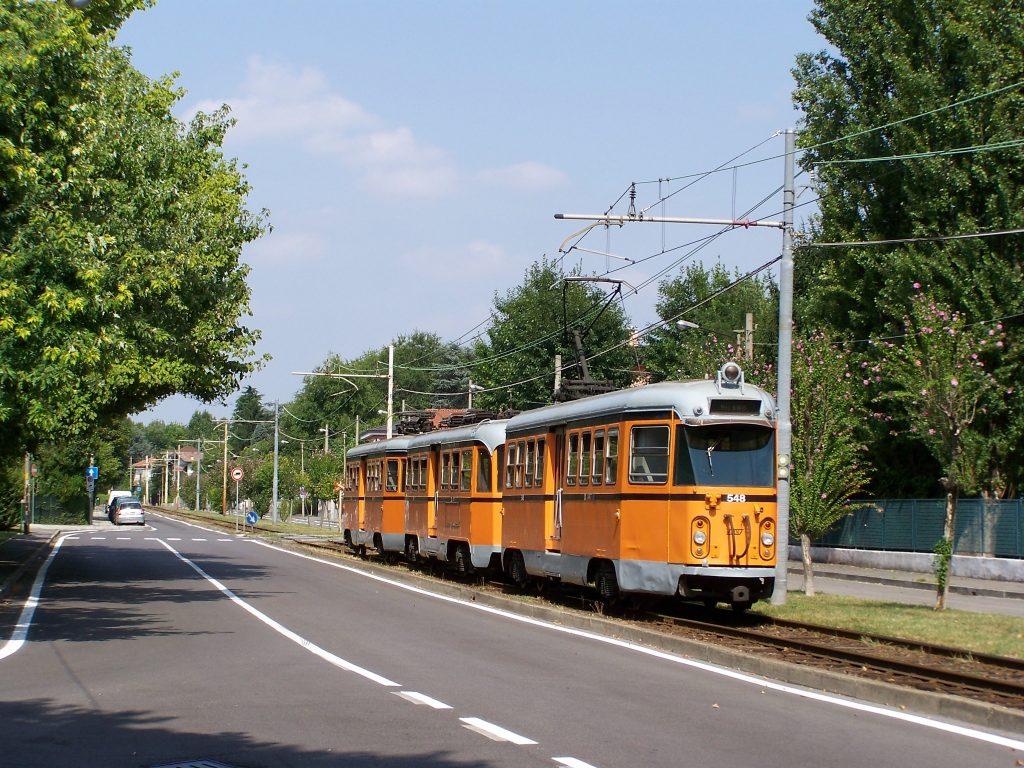 تراموا در ایتالیا  - حمل و نقل عمومی در ایتالیا