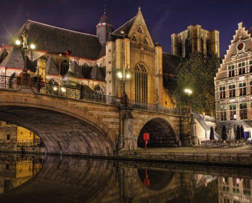دانشگاه وریج بروکسل - تحصیل در بلژیک
