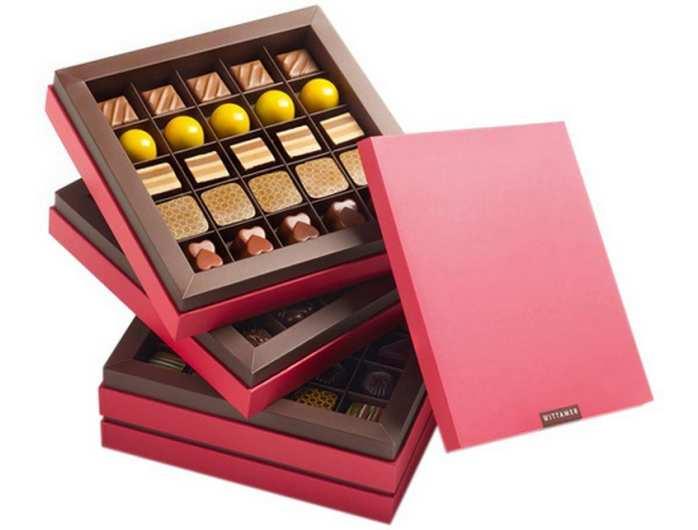 شکلات بلژیکی - سوغات بلژیک