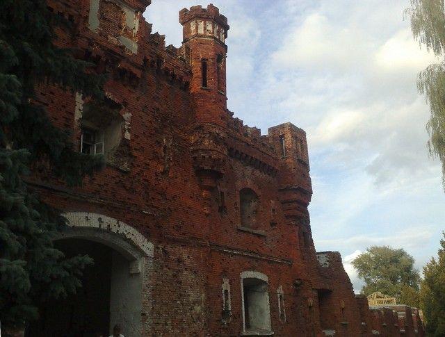 قلعه برست - اماکن تاریخی بلاروس