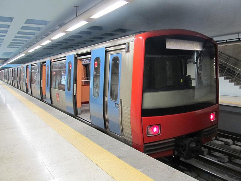 مترو لیسبون - حمل و نقل عمومی در پرتغال
