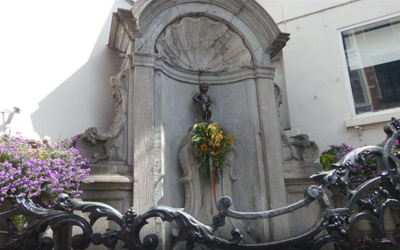 مجسمه مرد کوچک بروکسل - اماکن تاریخی بلژیک