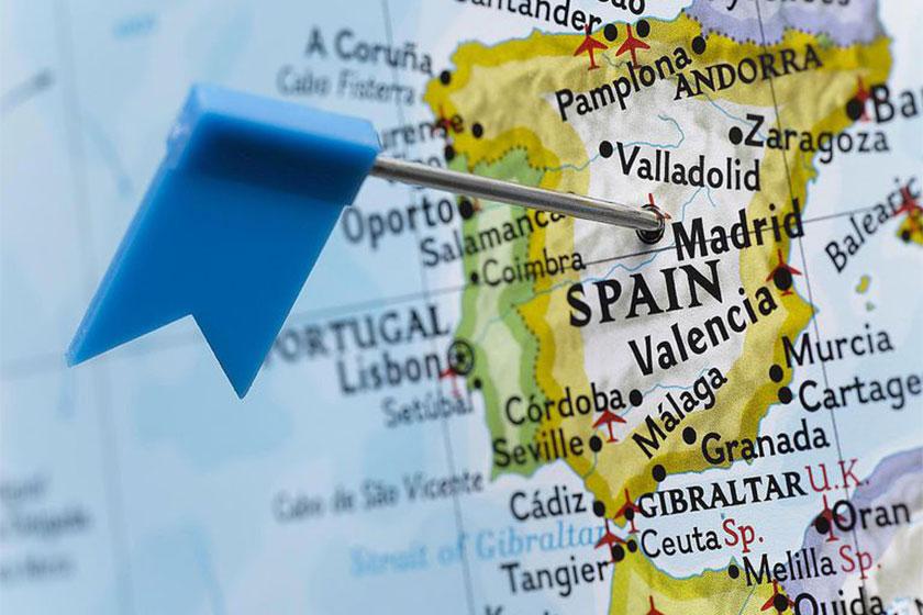 مهاجرت به اسپانیا - اقامت کشور اسپانیا - اقامت طلایی 2019