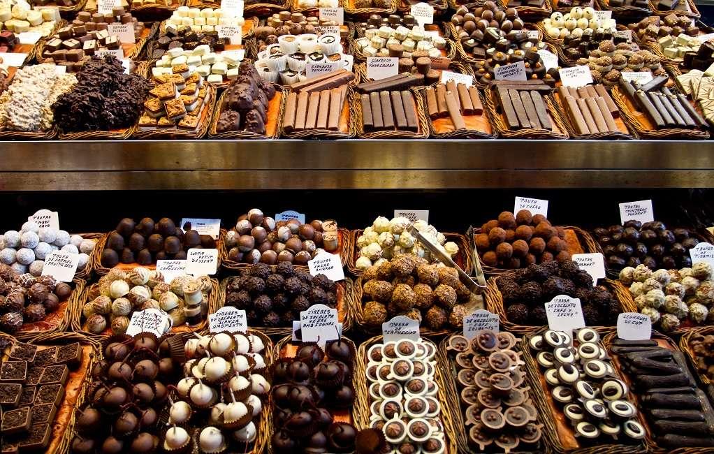 موزه شکلات بروکسل - موزه های بلژیک