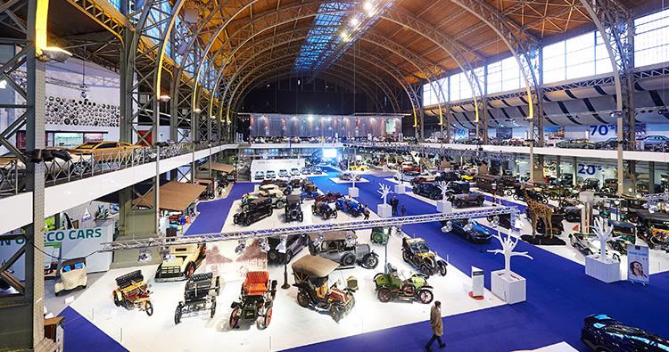 موزه ی اتومبیل بلژیک - موزه های بلژیک