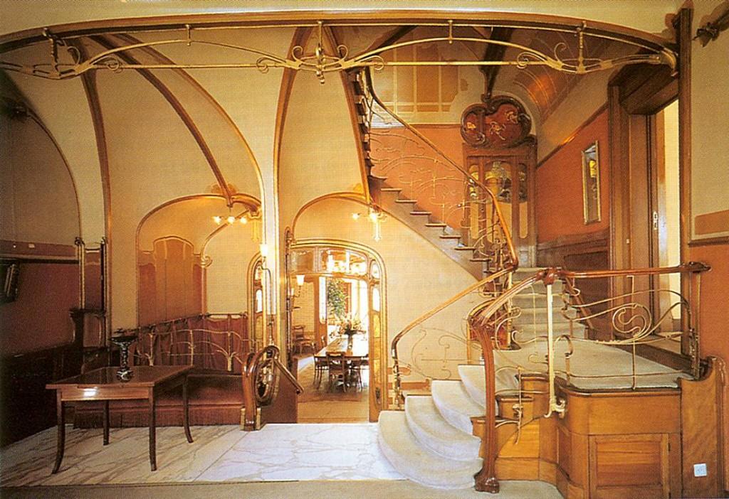 موزه ی هورتا - موزه های بلژیک