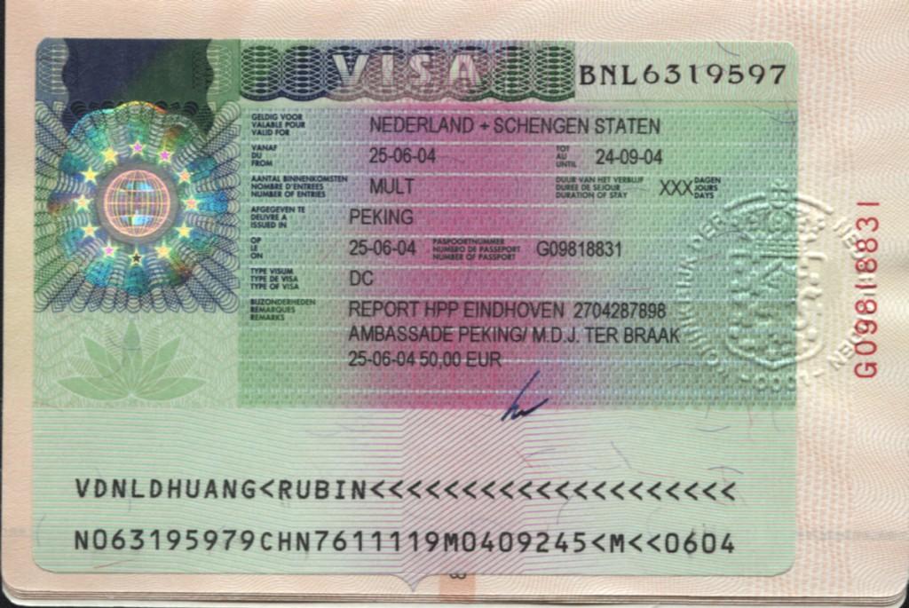 ویزای بلژیک - اقامت کشور بلژیک