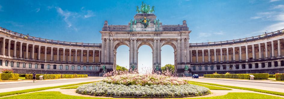 پارک سنکوآنتنِر - اماکن تاریخی بلژیک