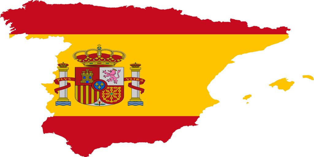 پرچم اسپانیا 1 - شهرهای اسپانیا