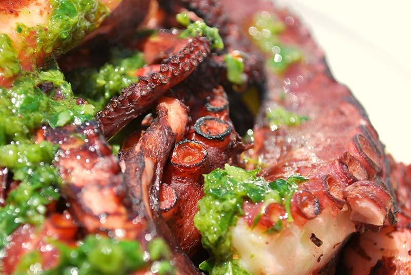پولوُ اَلاگارئیرو - غذا در کشور پرتغال