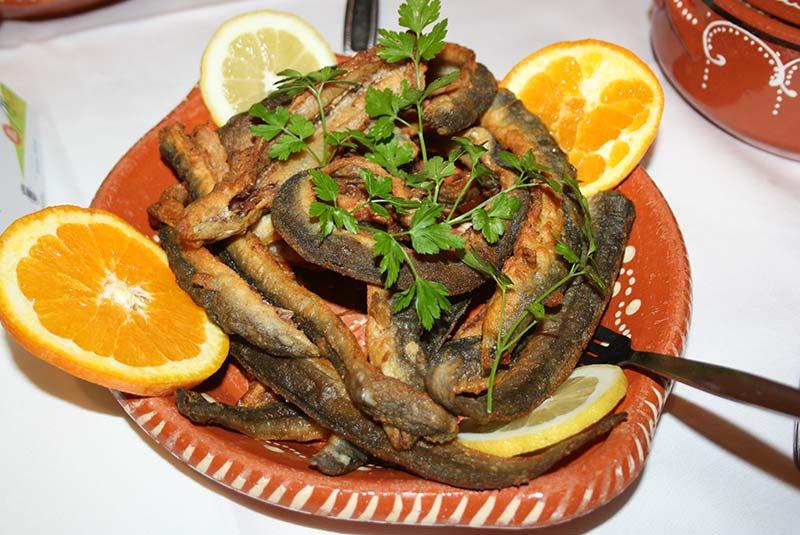 کالدرادا دئینگیاس - غذا در کشور پرتغال