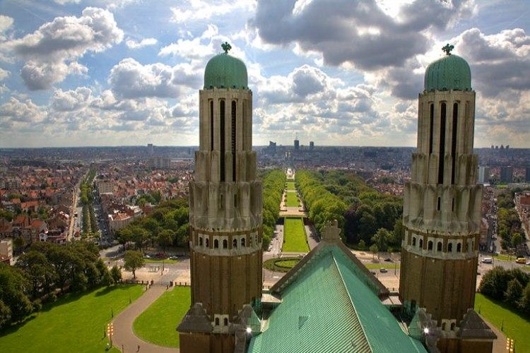 کلیسای قلب مقدس بروکسل - اماکن تاریخی بلژیک
