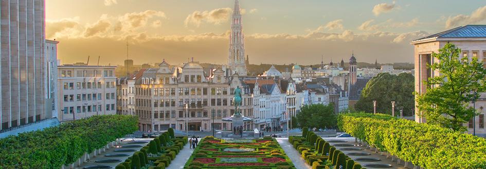 گرند پلس یا میدان بزرگ - اماکن تاریخی بلژیک
