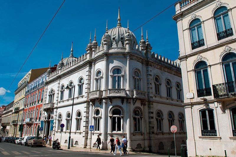 امبکسادا - مراکز خرید پرتغال