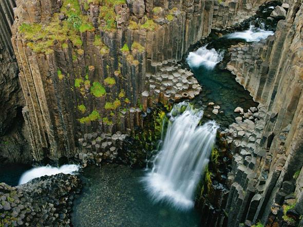 ایسلند کشور آبشارها - ایسلند کشور آبشارها