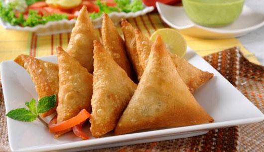 بامبوکی لو هیتی - غذا در مالدیو