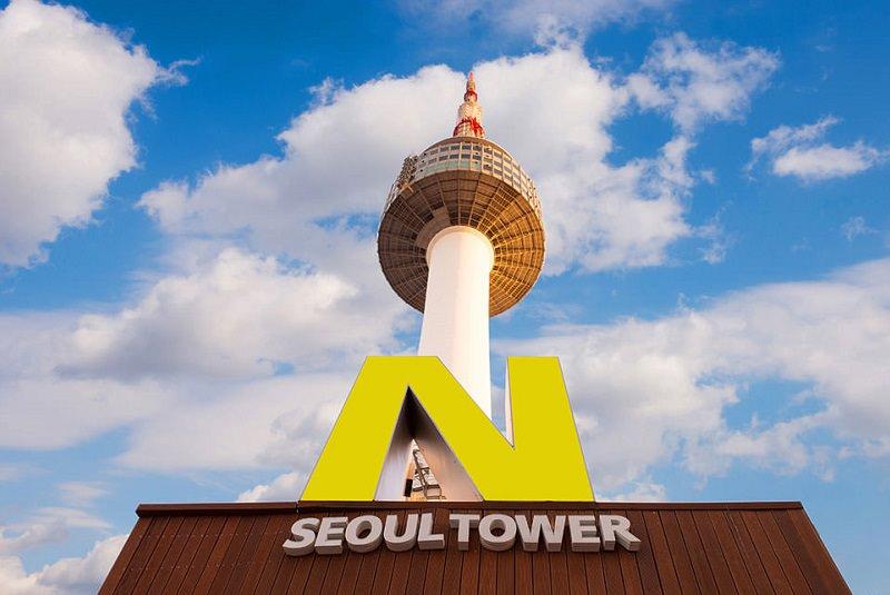 برج N سئول - اماکن تاریخی کشور کره جنوبی