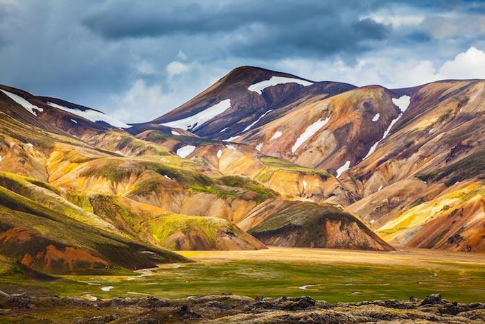 بلان جاکار - اماکن دیدنی ایسلند