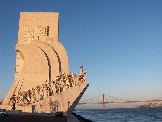 بنای یادبود اکتشاف - اماکن تفریحی پرتغال