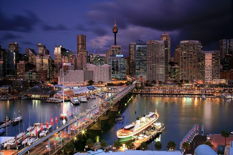 بندرگاه دارلین - اماکن تاریخی استرالیا
