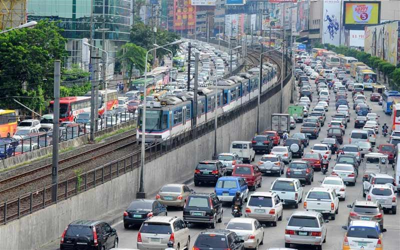 ترافیک در فیلیپین - حمل و نقل عمومی در فیلیپین