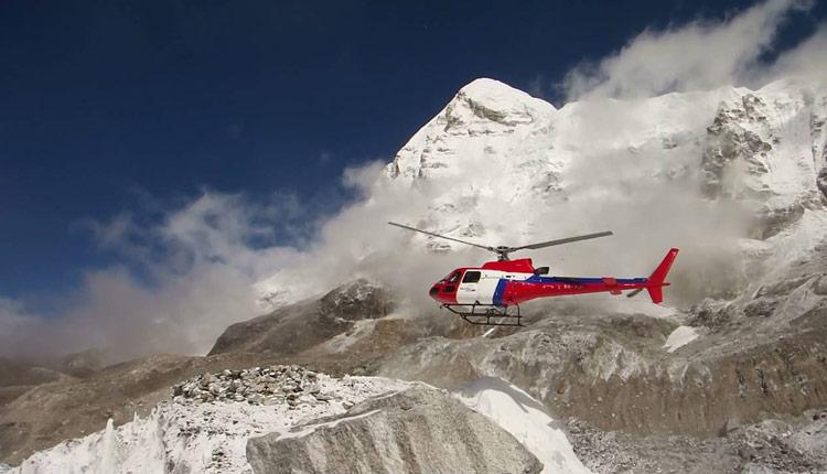 تور هلی کوپتر نپال 1 - اماکن تفریحی کشور نپال