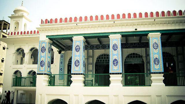 حسینیه دالان، داکا - اماکن گردشگری بنگلادش