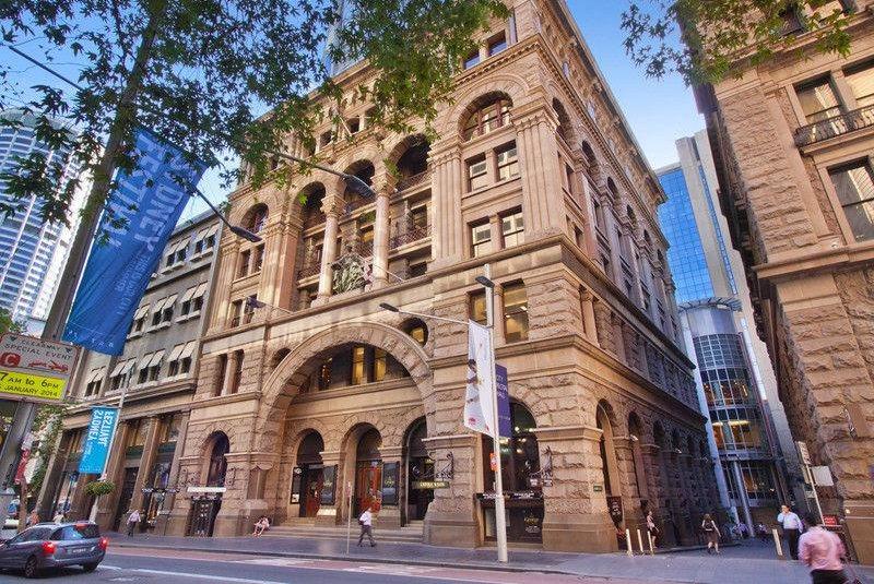خیابان جرج - اماکن تاریخی استرالیا