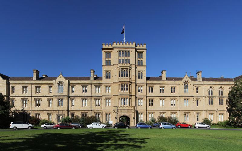 دانشگاه ملبورن - تحصیل در استرالیا