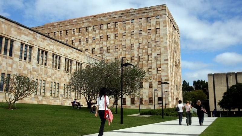 دانشگاه کوئینزلند - تحصیل در استرالیا